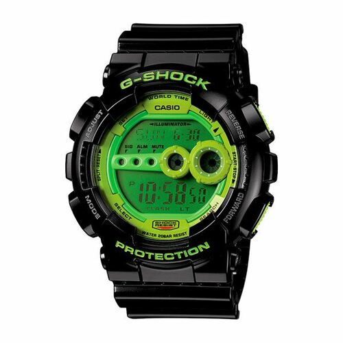 Montre G-Shock reference GD-100SC-1ER pour Homme