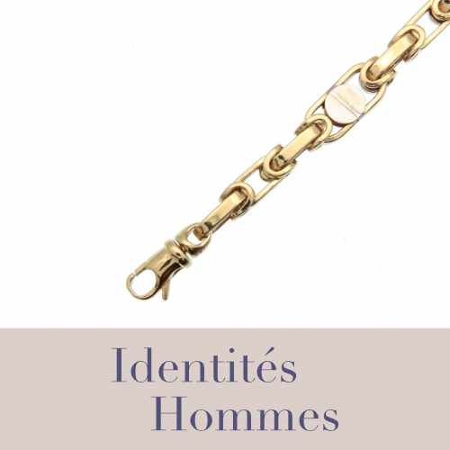 Gourmettes Homme