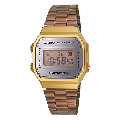 Montre Casio reference A168WECM-5EF pour Homme Femme