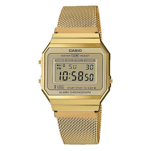 Montre Casio reference A700WEMG-9AEF pour Homme Femme