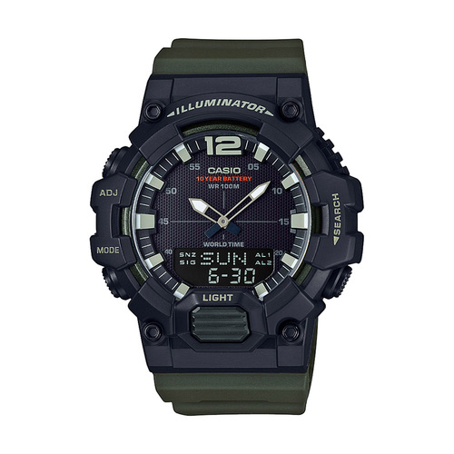 Montre Casio reference HDC-700-3AVEF pour Homme