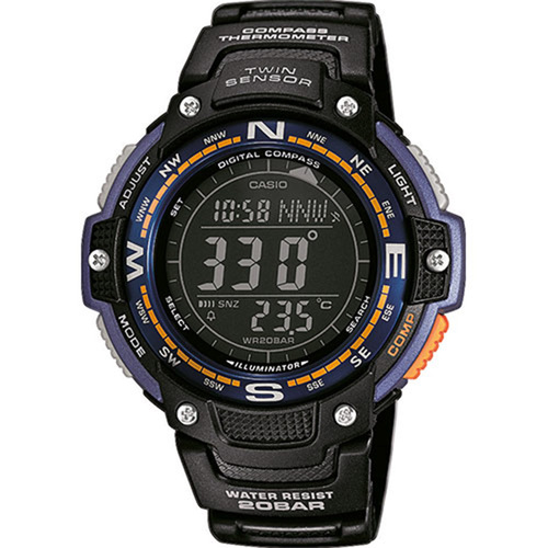Montre Casio reference SGW-100-2BER pour Homme