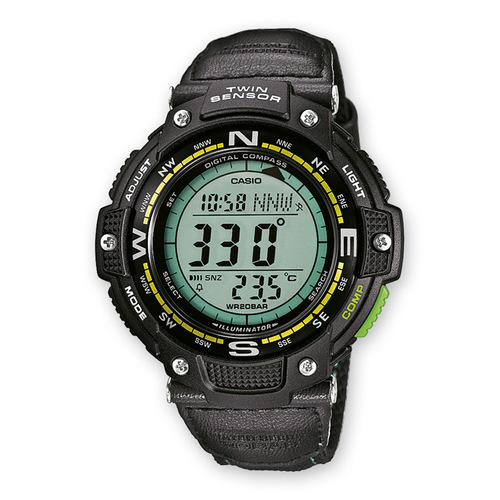 Montre Casio reference SGW-100B-3A2ER pour Homme